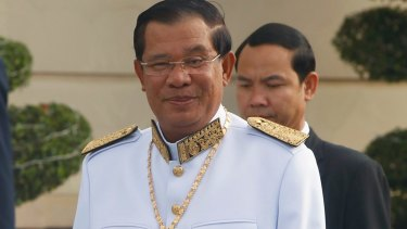 Cambodia's Prime Minister Hun Sen does not believe Trump will wish to engage in wars.