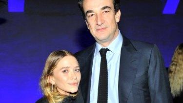 Mary Kate Olsen 29 Marries Banker Olivier Sarkozy 46