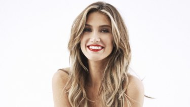 Born to try - Delta Goodrem has grown up before our very eyes.