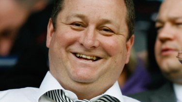 Mike Ashley s Sports Direct bought lingerie company Agent Provocateur  earlier this ... d96b133b9