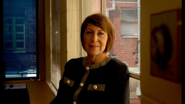 Publisher Louise Adler.