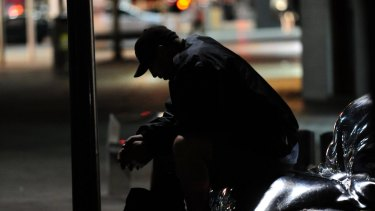 An increasing number of Canberrans are seeking help for homelessness.
