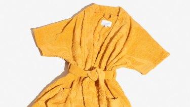 Lucy Folk robe.