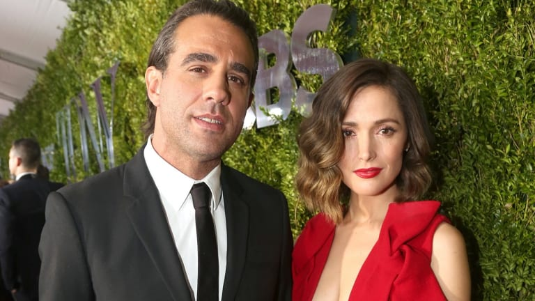 Bobby Cannavale and Rose Byrne are reportedly expecting their first child together.