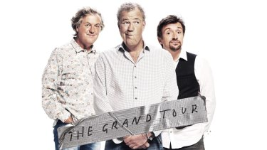 The Grand Tour is part of Amazon's original programming designed to help sell the Fire TV.