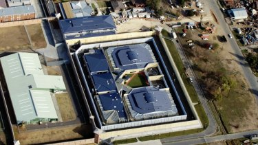 A special unit for up to 75 radicalised inmates will be built in Goulburn's existing Supermax.
