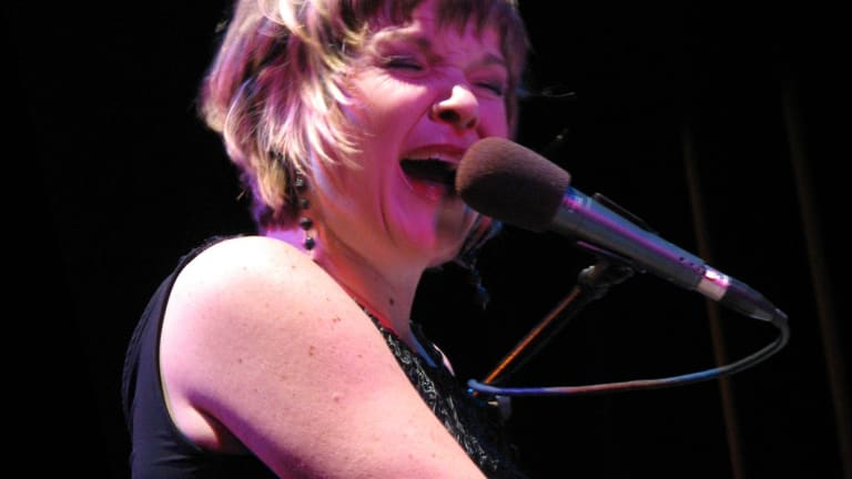 Karrin Allyson will perform as part of <i>Heavenly Voice</I>,  joined by Joe Chindamo on piano, Sam Anning on bass and Danny Fisher on drums.