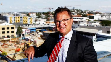 "BoQ chief executive Jon Sutton says the bank cannot be ""all things to all people."""