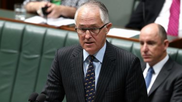 Amendment due: Communications Minister Malcolm Turnbull introduced a bill that would remove obligations on telcos to reveal how many times they handed over their customers' metadata.