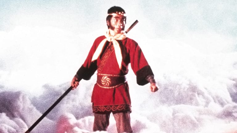 <i>Monkey</i>, the Japanese series, has remained a cult favourite.