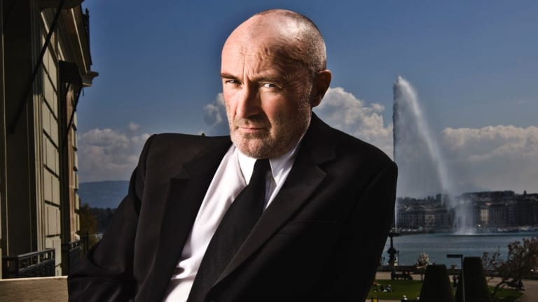 Phil Collins is one of the most reviled and loved men in music.