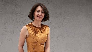 NSW Premier Gladys Berejiklian glams it up for Harper's Bazaar