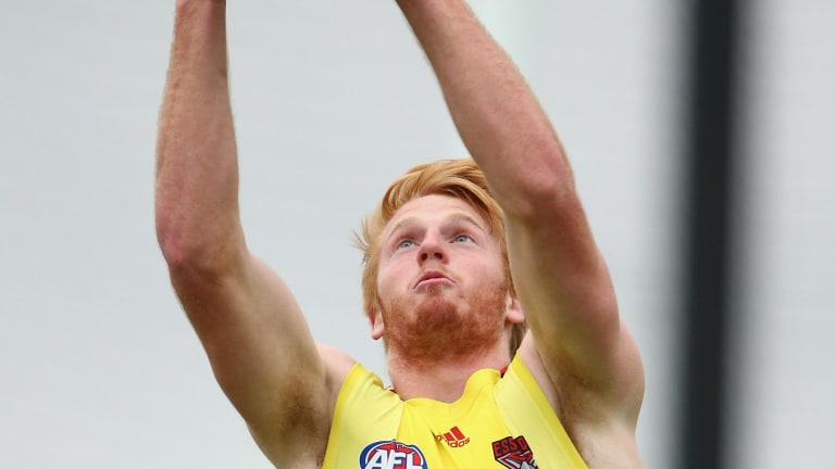 """Aaron Francis is """"ready to go"""" after impressing in the VFL, said John Worsfold."""