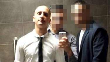 Numan Haider, left, was shot dead after stabbing two police officers in September 2014.
