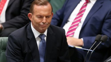 The PM has taken on the character of a punchdrunk right-wing pugilist.