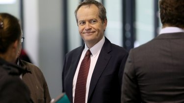 Bill Shorten plans to introduce his bill to parliament on Monday.