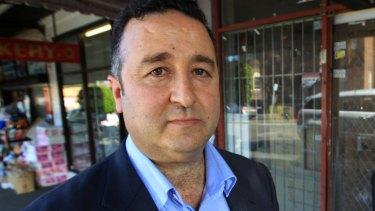 Threatening defamation action: Shaoquett Moselmane.