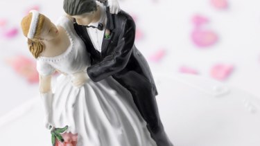 Altar perception: Experts we don't just choose a wedding date that's easy to remember.