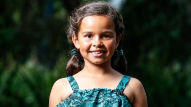 Doseena Fergie's granddaughter Arieta Fergie.