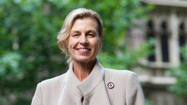 AusCann managing director Elaine Darby.