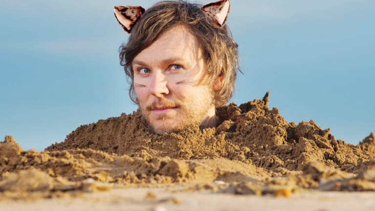 The Bedroom Philosopher's Cat Show is on at the 2017 Melbourne International Comedy Festival.