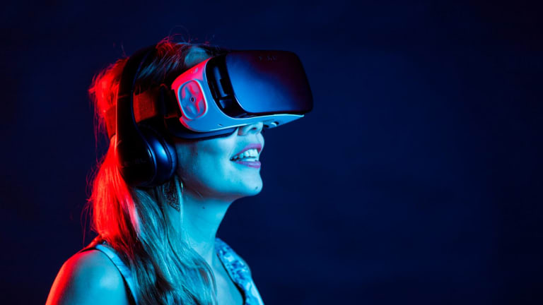 Australia's first virtual reality TV series was produced by three teams of Queenslanders in March 2016.