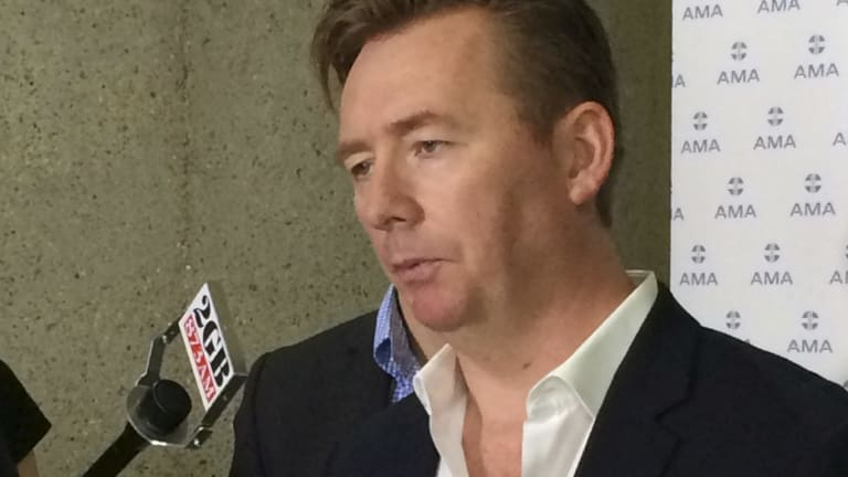 Brian Owler has hit out at the Department of Immigration over the intimidation of doctors who speak out on the health and welfare of asylum seekers.