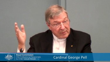 Cardinal George Pell has been excused from appearing in person to answer questions connected to how the Catholic Church dealt with the abuse of children in the diocese of Ballarat.