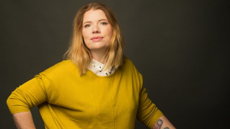 Clementine Ford: 'I don't want my son to think the people he can turn to for help are Daddy and a million other women.'