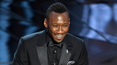 Best supporting actor for <i>Moonlight</i>: Mahershala Ali
