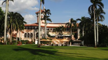 Donald Trump's Mar-a-Lago club at Palm Beach, known as the 'winter White House': Xi wanted to meet Trump somewhere relaxed.