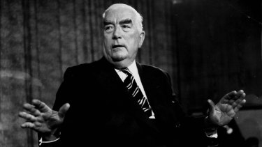 Robert Menzies rejected the idea that social welfare should be means-tested.
