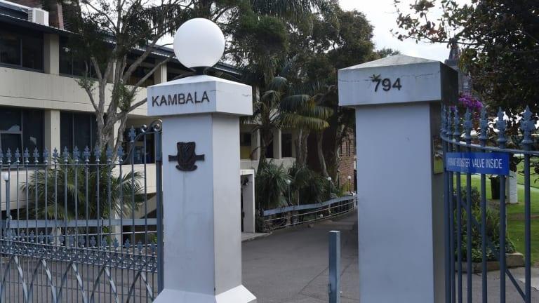The former principal of Kambala, Debra Kelliher, is suing the school and two teachers.