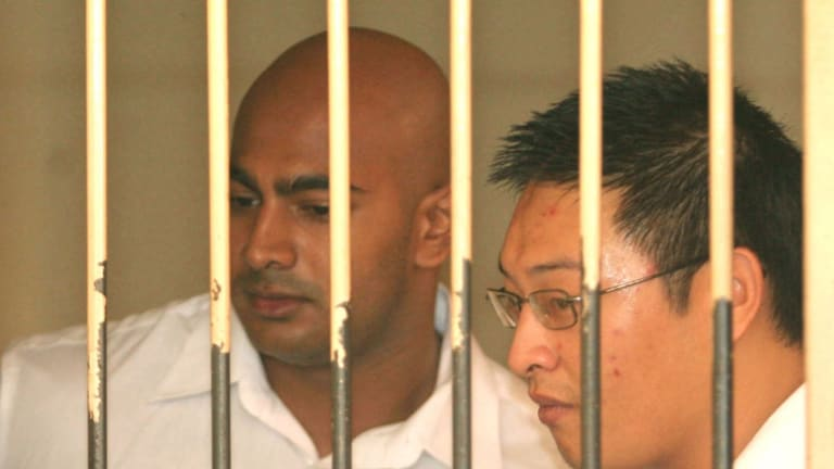 Bali 9 Andrew Chan And Myuran Sukumaran Transferred From Bali To