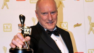 Gold Logie winner Ray Meagher, who plays Alf Stewart, is <i>Home and Away's</i> only original cast member still in the show.