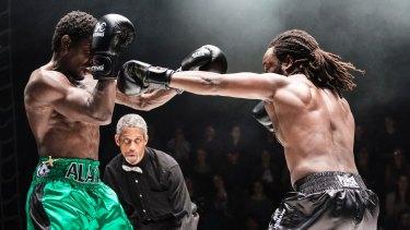 Prize Fighter, Sydney Festival 2017.