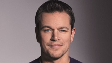 Star power: Matt Damon will launch a new clean water initiative at this year's World Economic Forum meeting in Davos, Switzerland.