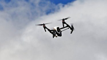 Drones are expected to rocket up the most wanted gift list this Christmas.