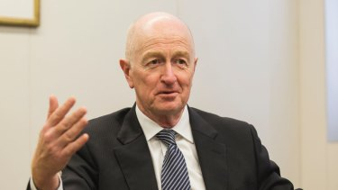 Former governor Glenn Stevens was extremely wary of using macroprudential tools.