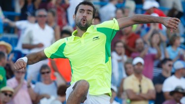 Marin Cilic ends Andy Murray win streak in Cincinnati Masters final, Angelique Kerber falls to Karolina Pliskova