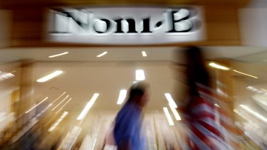 Noni B is buying back shares.