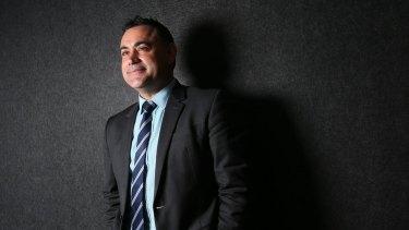 NSW Minister for Skills John Barilaro.
