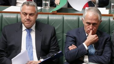 Is Malcolm Turnbull thinking of giving the communications portfolio to Joe Hockey? One rumour doing the rounds in Canberra yesterday suggested he might be.