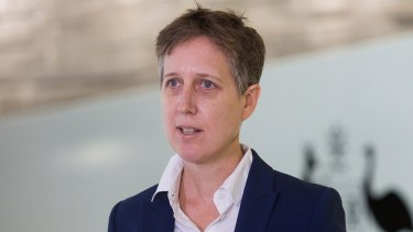 Sally McManus, secretary of the Australian Council of Trade Unions, pushed for a universal right for casuals to convert to permanent work.