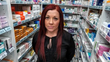 Melissa's loved one died as a result of a prescription drug addiction.
