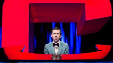 Issa Schultz, the Supernerd of Seven's <i>The Chase</i> quiz show, says all his spare time is spent researching.