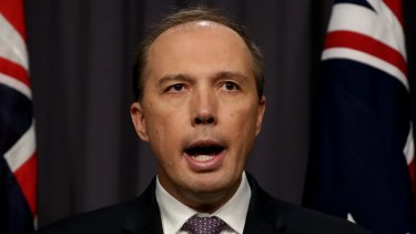 Peter Dutton's biggest advantage is that the government have no other choice right now.
