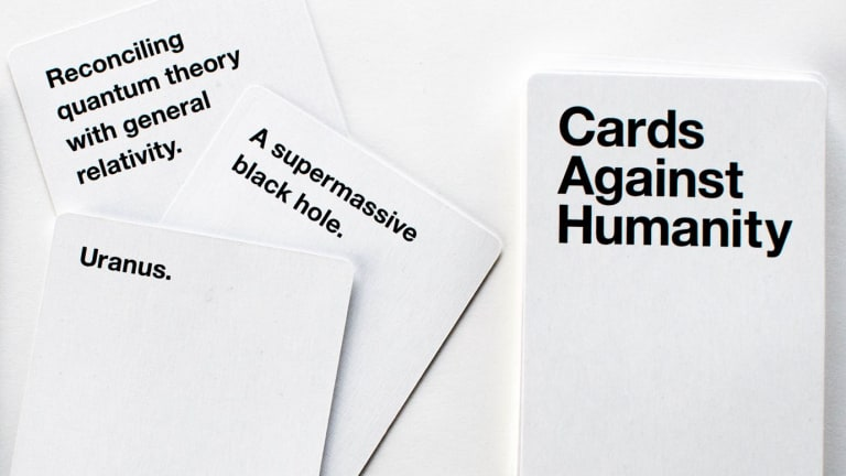"""Cards Against Humanity is aiming to make building the wall """"as time-consuming and expensive as possible""""."""