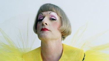 Turner Prize-winning artist and joyously outre transvestite Grayson Perry.