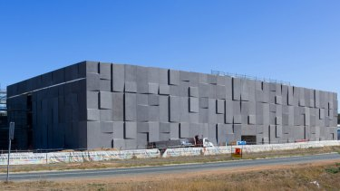The move of records to the new National Archives storage facility in Mitchell will begin at the end of October.